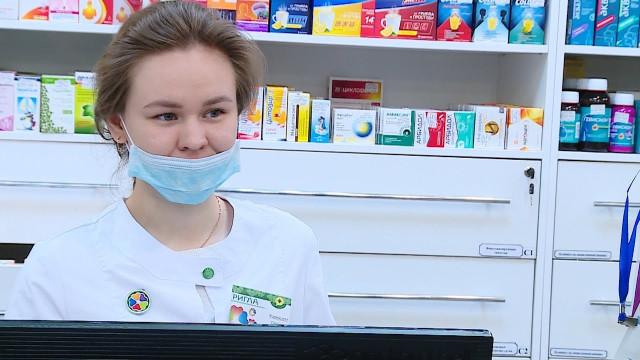 Общественники проверили наличие масок ваптеках исоблюдение масочного режима