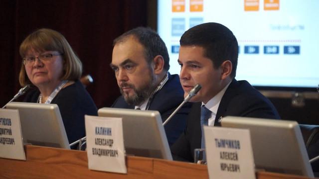Рабочие кадры для Арктики— одна изглавных тем экспертного совета, который провёл губернатор Ямала