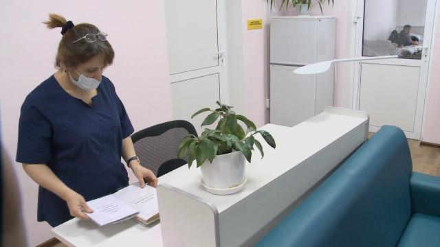 Вновоуренгойском психоневрологическом диспансере открылось детское отделение