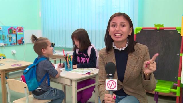 Центр здоровья детей открыл двери для маленьких посетителей