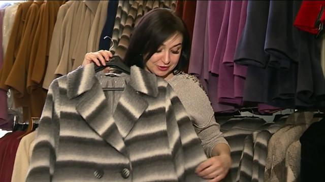 В «Глории букет» открылась выставка-продажа шуб и пальто от фабрики «Кристи»