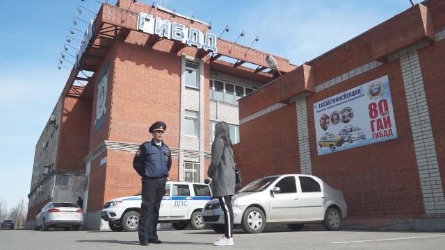 Сотрудник ГИБДД Кирилл Кузьмин помог роженице вовремя добраться добольницы