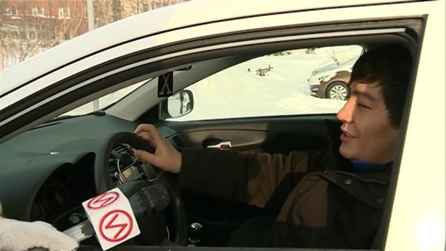 В понедельник на дорогах Нового Уренгоя пострадали 2 человека