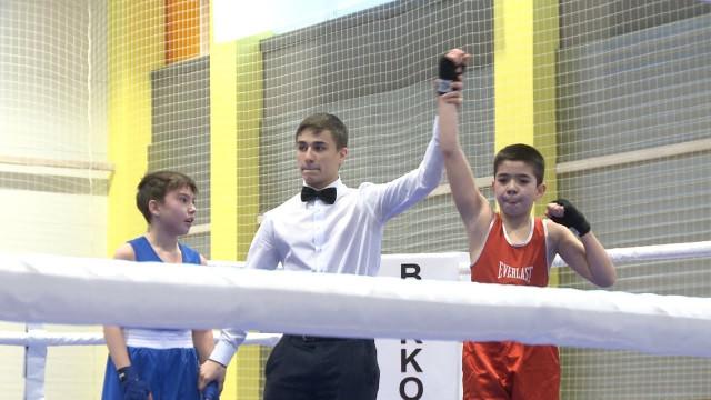 ВКоротчаево состоялся открытый региональный турнир побоксу