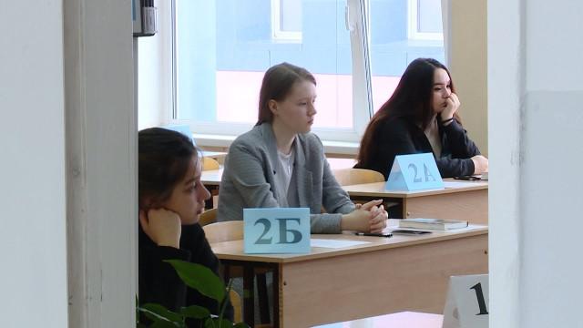 719 новоуренгойских одиннадцатиклассников написали итоговое сочинение