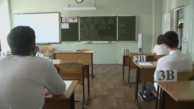 Новоуренгойские выпускники приступили ксдаче ЕГЭ порусскому языку