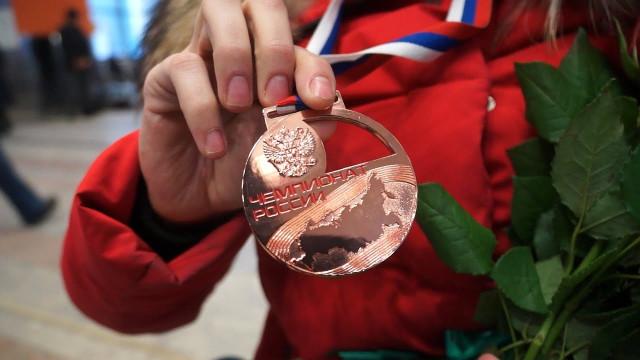 Новоуренгойцы взяли «бронзу» наЧемпионате России потанцам наколясках