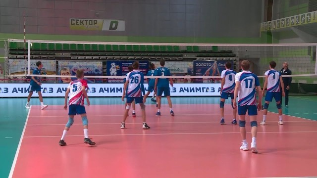 Кубок Губернатора Ямала по волейболу выиграла сборная Москвы