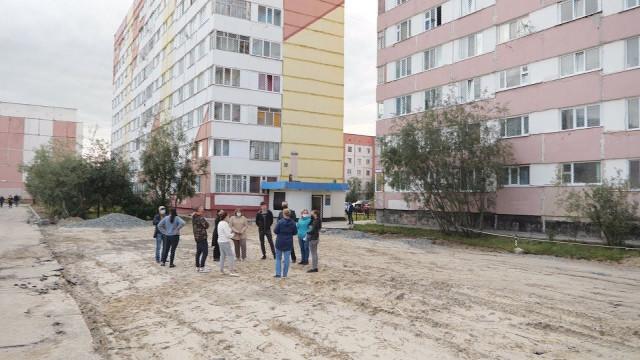 Реконструкция городской площади вызвала спор ужителей дома поулице Интернациональная
