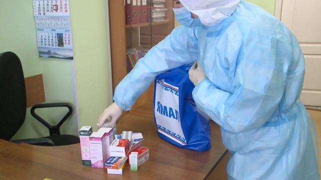 Новоуренгойские врачи продолжают раздавать больным ОРВИ бесплатные лекарства
