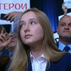 Журналисты встретились сПрезидентом РФВладимиром Путиным.