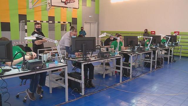 ВНовом Уренгое проходит VIРегиональный чемпионат WorldSkills Russia