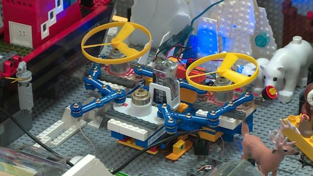 ВНовом Уренгое прошёл региональный этап Всероссийского конкурса робототехники