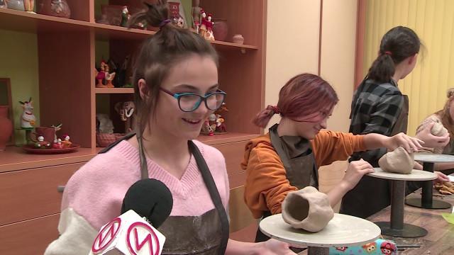 Вдетской школе искусствим. С.В.Рахманинова открывается мастерская декоративной керамики