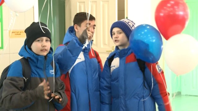 ИзКанады вНовый Уренгой вернулись чемпионы зимних Арктических игр.