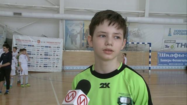 ВНовом Уренгое стартовал XIV кубок губернатора Ямала помини-футболу.