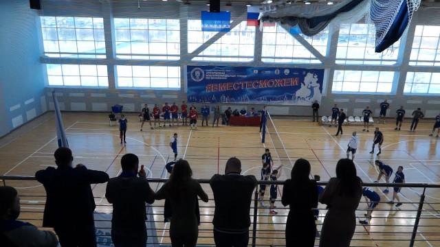В«Звездном» состоялся финал турнира поволейболу на«Кубок Губернатора Ямала-2021»