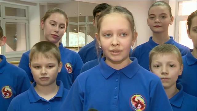 Новоуренгойский ансамбль танца вернулся изМинска.