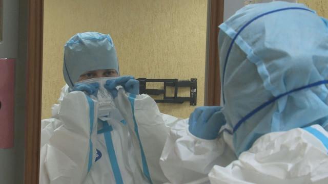 Жительница газовой столицы поблагодарила врачей зато, что помогли ейпобороть коронавирус
