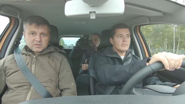 Рабочая поездка Губернатора Дмитрия Артюхова началась сНоябрьска