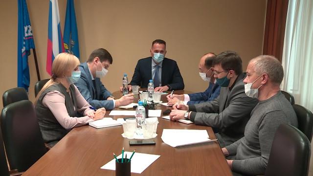 Вадминистрации города обсудили насущные вопросы медицинского обслуживания