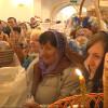 Православные верующие отметили Пасху.