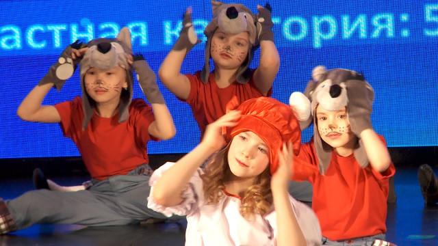 ВНовом Уренгое состоялся традиционный фестиваль детского сценического творчества «Радуга»