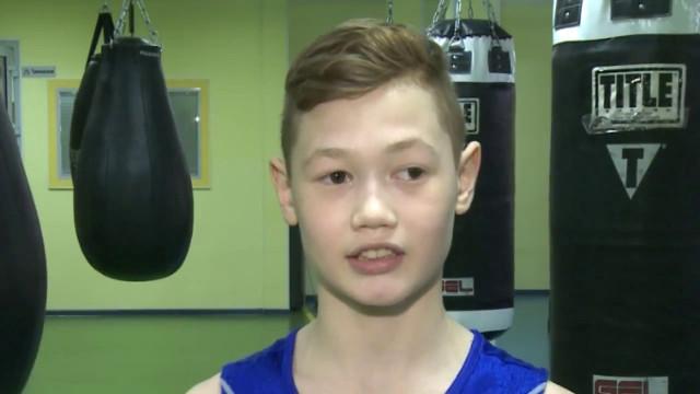 Новоуренгойский боксёр стал победителем Первенства ВФСО «Динамо».