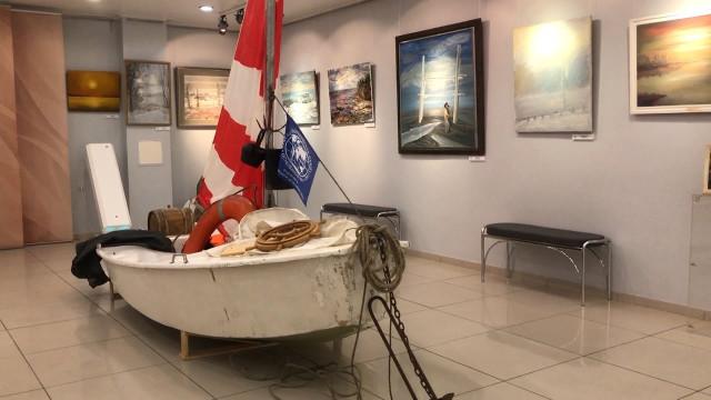 Вновоуренгойском музее открылась интерактивная выставка, посвящённая путешествиям