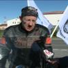 Ямальские мотоциклисты приняли участие впробеге, посвященном коллегам, которые невернулись изстранствий.