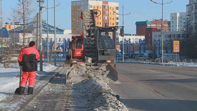 Дорожники готовы зимой очищать город вкруглосуточном режиме