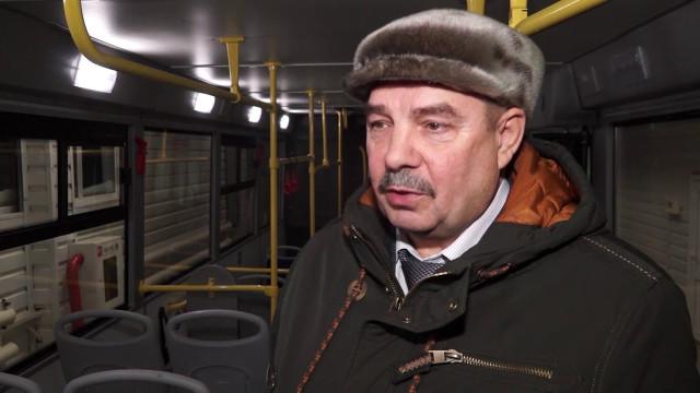 Городской автопарк пассажирского транспорта пополнили автобусы нагазомоторном топливе