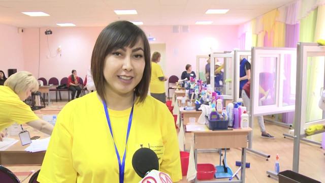 ВНовом Уренгое проходит чемпионат «Абилимпикс» для студентов сограниченными возможностями здоровья