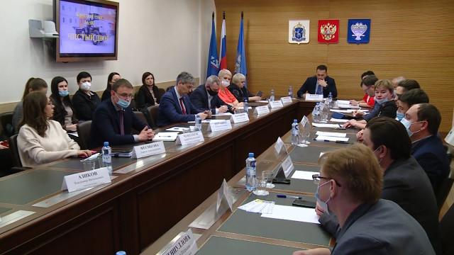 ВНовом Уренгое обсудили пути взаимодействия сгорожанами