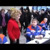 Спикер Совета Федерации Валентина Матвиенко провела выездное совещание на Сабетте