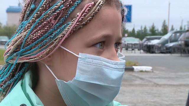 Юные северяне отправились вовсероссийский детский центр «Орлёнок».