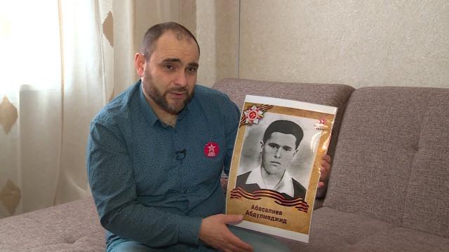 Новоуренгойская семья Алихановых внесла имена своих героев вямальский победный полк