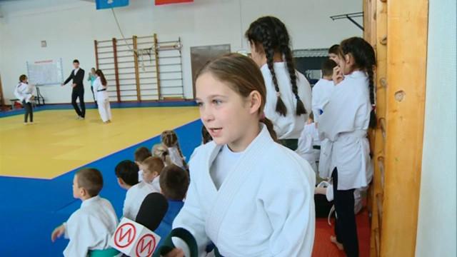 Врайоне Коротчаево состоялось первенство подзюдо среди воспитанников спортивной школы «Сибирские медведи».