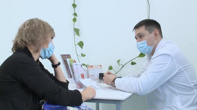 Жители Коротчаево побывали навыездном приёме специалистов отделения медицинской профилактики
