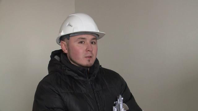 Специалисты Госстройнадзора проверили ход строительства многоквартирных домов в Коротчаево