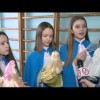 Вшколе «Земля родная» состоялся ежегодный конкурс юных модельеров, парикмахеров ивизажистов.