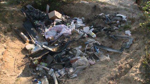 Вближайшее время запланировано очистить отмусора 50тысяч квадратныхметров земли.