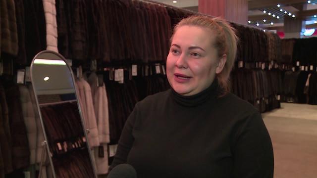 В Новом Уренгое открылась выставка-продажа меховых изделий «Ангелина-Сэм»