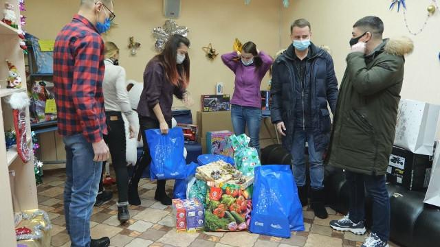 Ямальские ребята получат подарки отнеравнодушных новоуренгойцев