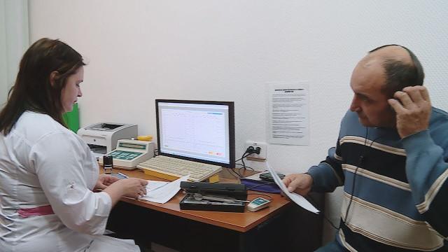 Вцентральной городской больнице начал приём врач-сурдолог