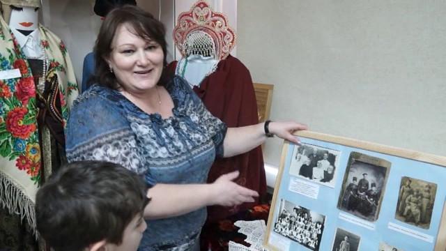 В доме творчества и туризма юных «Дружба» открыли выставку предметов из прошлого