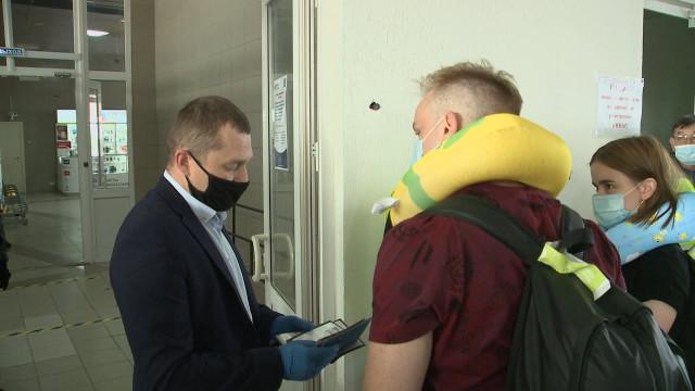 Ямальские отпускники должны сдать тест наCOVID-19