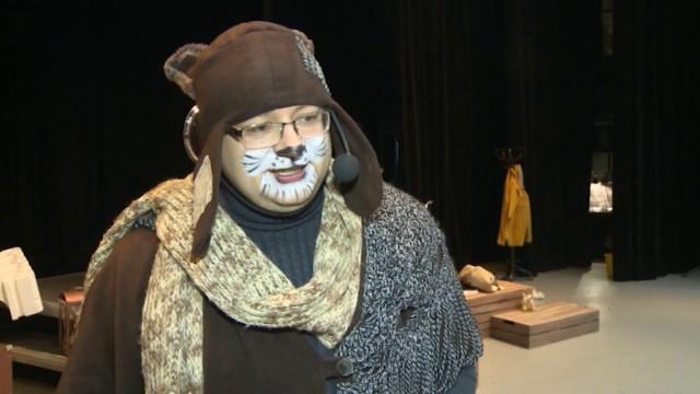 Всемирный день театра артисты ГДК «Октябрь» отмечают премьерой мюзикла