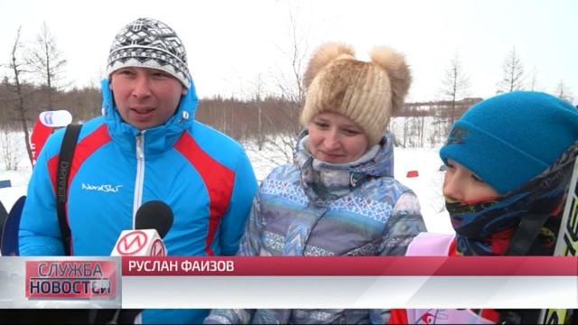 Около 500 человек приняли участие в«Ямальской лыжне».