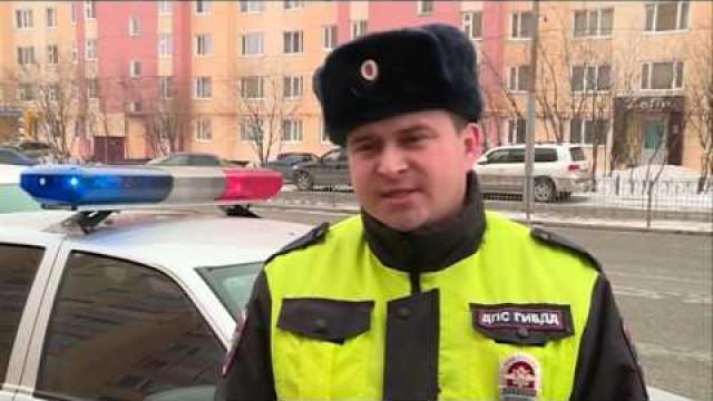 Госавтоинспекторы проверили состояние городских дорог